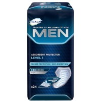 Meeste sidemed Tena Men Level 1, 24 tk