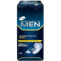 Meeste sidemed Tena Men Level 2, 20 tk