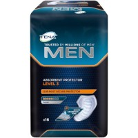 Meeste sidemed Tena Men Level 3, 16 tk